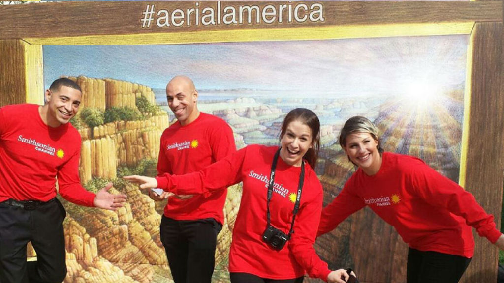 Aerial America by Smithsonian Channel